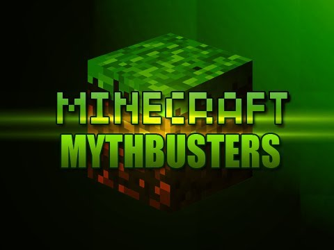 The MDS show - Minecraft Mythbusters episode 4
