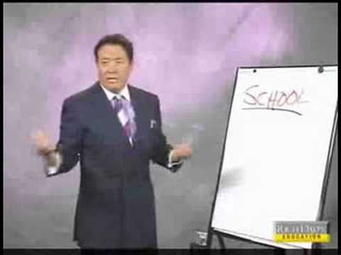 Robert Kiyosaki - New Rules of Money, Part 1/7: Conventional Education Vs. Financial Literacy